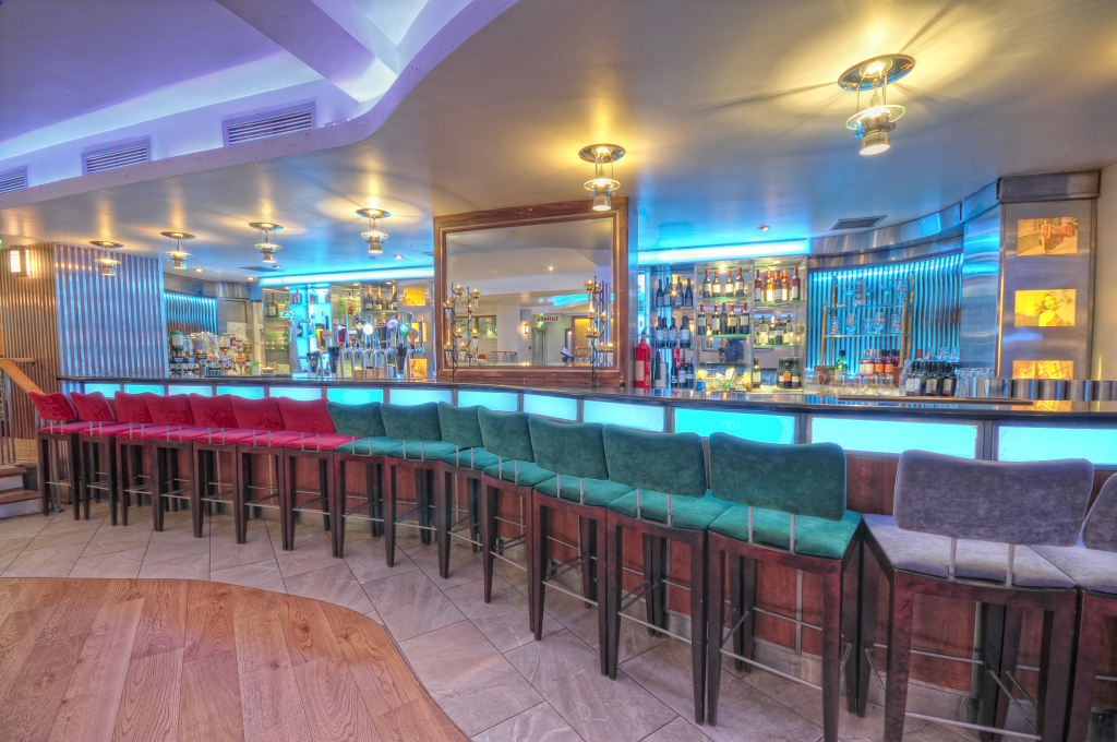 The Bank function room bar
