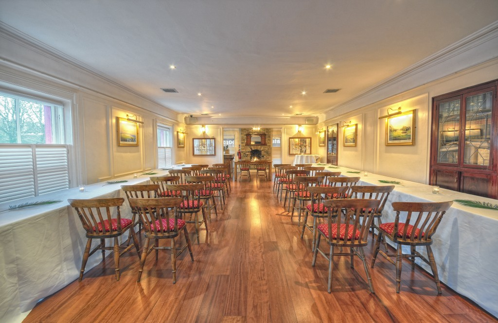 The Dodder Function Room at The Dropping Well